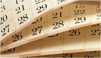 Regular Monthly Events